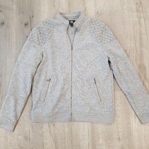 Rock & Republic men's heather gray jacket Large